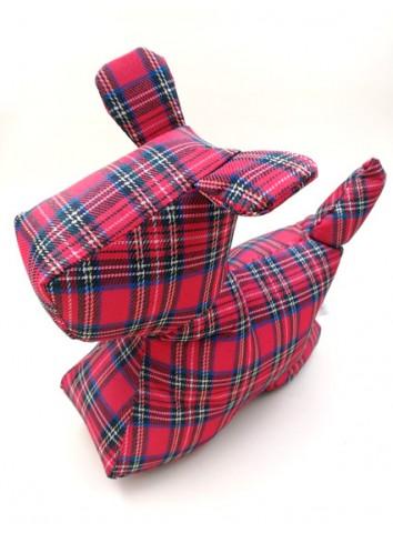 Cane fermaporta scozzese