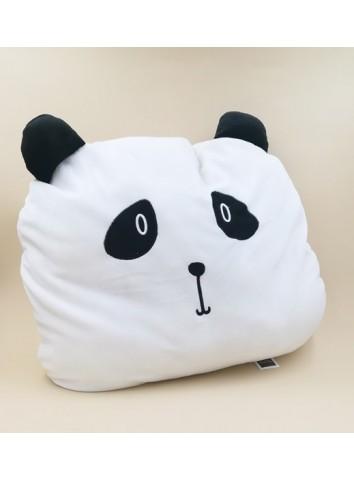 Cuscino Panda in velluto soft - J-Line