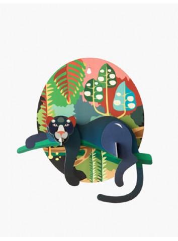 3D Jungle Puma Studio Roof