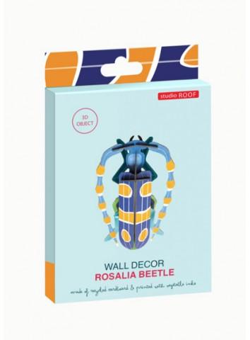 3D Rosalia Beatle Studio Roof