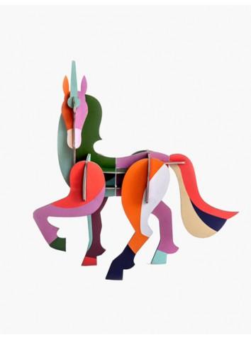 3D Unicorno (xlarge) studio Roof
