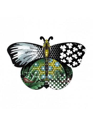Farfalla portaoggetti con specchio, Miho-Aida