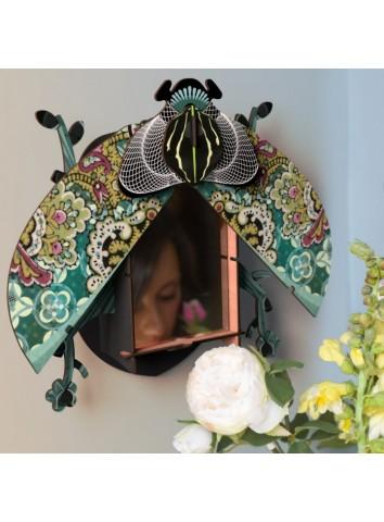 Scarabeo portaoggetti con specchio, Miho-Charlie